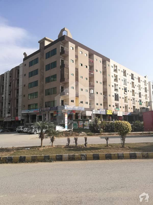 Two Bedrooms Flat Available For Rent In G15 Markaz