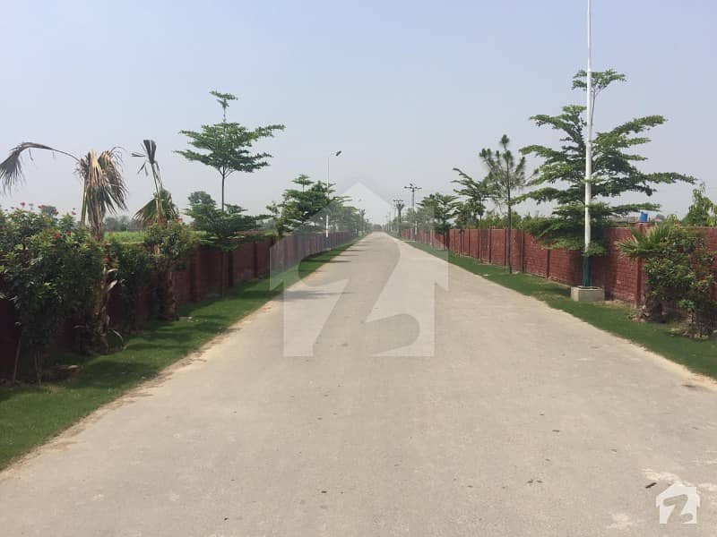 Sarfraz Hamid Properties Offers 40 Marla Corner Residential Plot For Sale In DHA Phase 3 Block Z