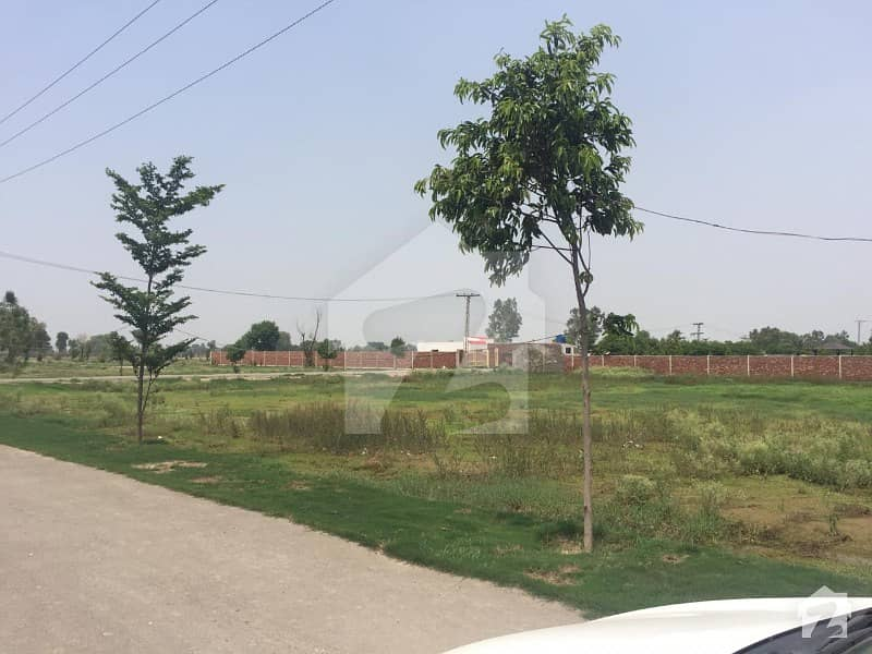 Sarfraz Hamid Properties Offers 40 Marla Residential Plot For Sale In DHA Phase 3 Block Z