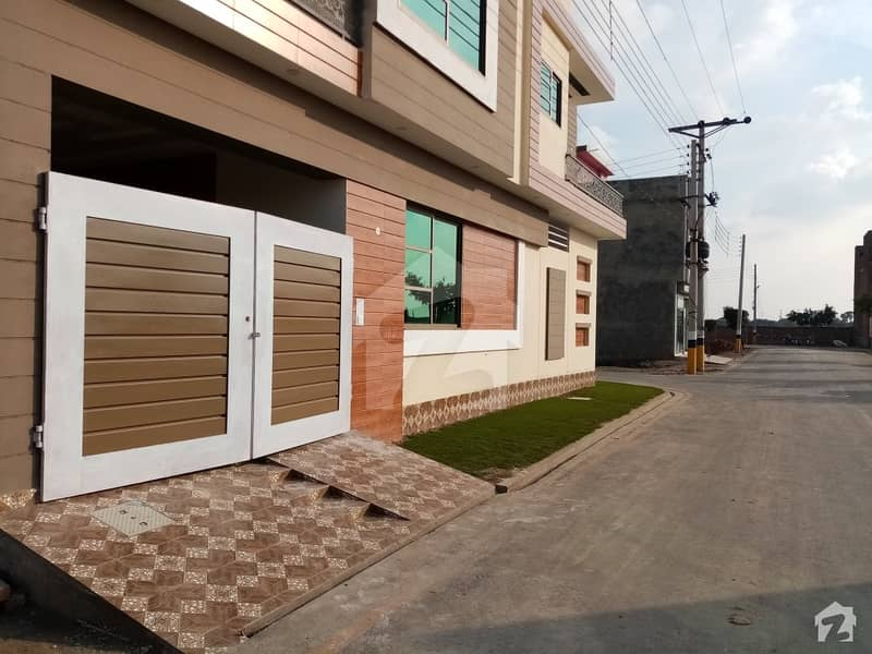Spacious 5 Marla House Available For Sale In Jeewan City Housing Scheme
