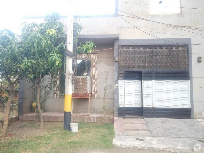 الاحمد گارڈن ہاوسنگ سکیم جی ٹی روڈ لاہور میں 2 کمروں کا 5 مرلہ مکان 75 لاکھ میں برائے فروخت۔