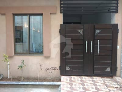 In Punjab Coop Housing Society 3 Marla House For Sale