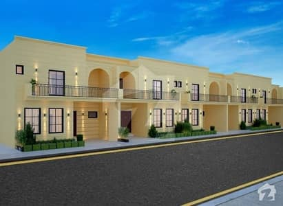 5 Marla Double Storey House For Sale On Installments In Bahria Orchard Phase 4