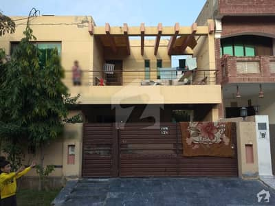 10 Marla Spacious House Available In Punjab Coop Housing Society For Sale