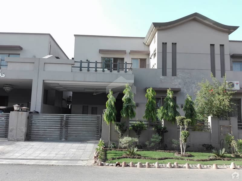 8 Marla House Is Available For Sale In Divine Gardens