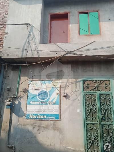چِچڑوالی گوجرانوالہ میں 3 کمروں کا 4 مرلہ مکان 1.2 کروڑ میں برائے فروخت۔