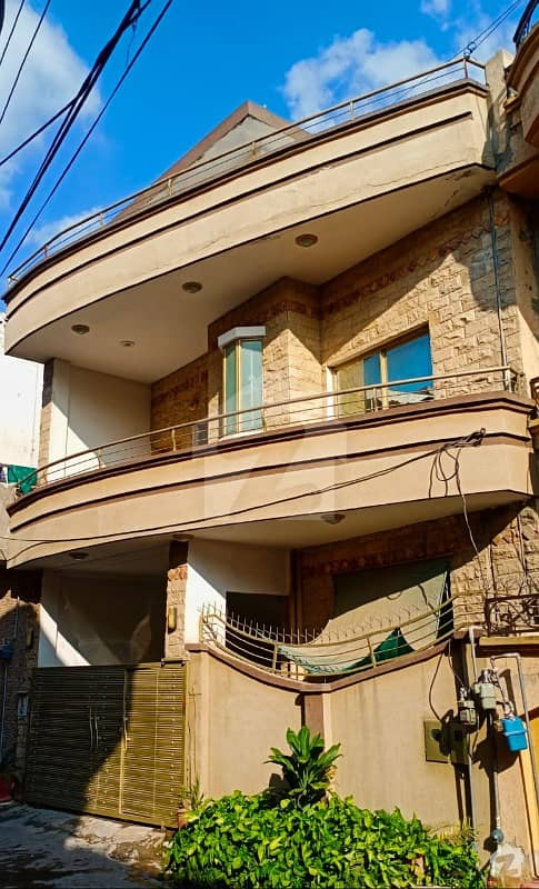 House For Sale Situated In Afshan Colony