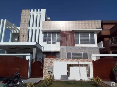 500 Square Yard Brand New Triple Storey House With Basement Available For Sale In D12/2 Islamabad