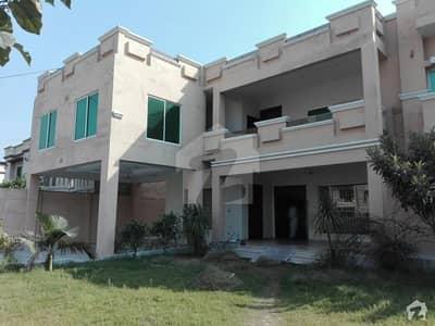 In Soan Garden 2 Kanal House For Rent