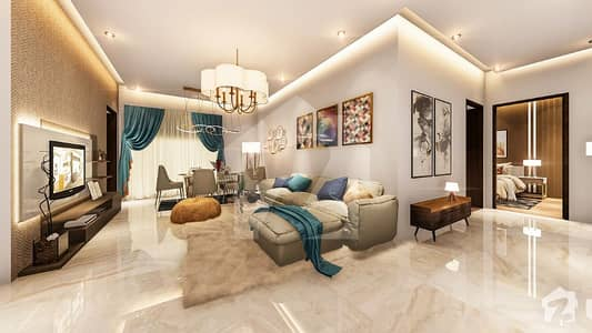 2 Bed Luxury Apartment For Sale On Installments
