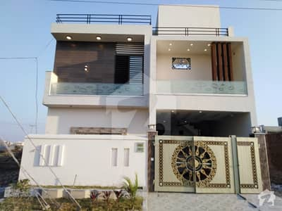 7 Marla House Available For Sale In Punjab Govt. Servants Housing Foundation