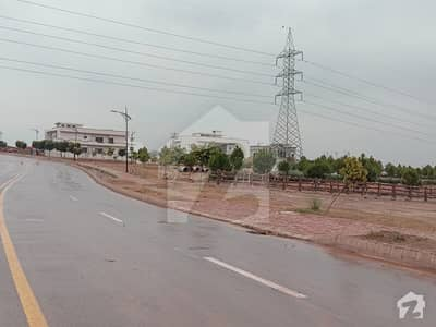 8 Marla Residential Plot For Sale In Bahria Enclave Islamabad