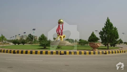 Corner Commercial Plot Is Available For Sale In Civic Center Gulberg Islamabad