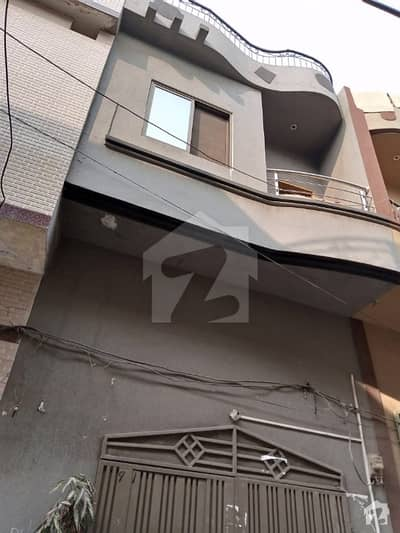 باغبانپورہ لاہور میں 3 کمروں کا 3 مرلہ مکان 60 لاکھ میں برائے فروخت۔