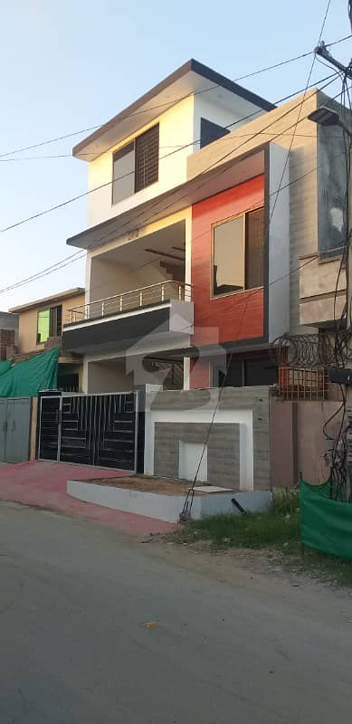 6 Marla House For Sale Brand New