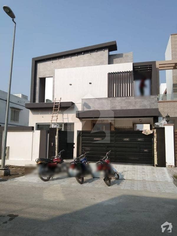 10 Marla Beautiful Design House For Sale