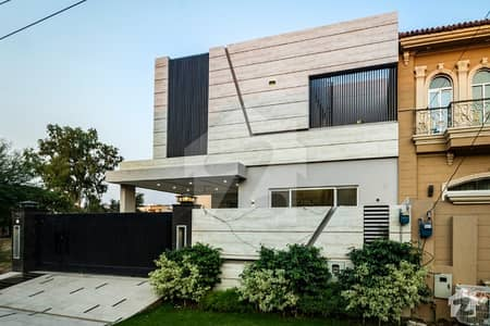 10 Marla  Brand New House For Sale In Dha Phase 8 Air Avenue