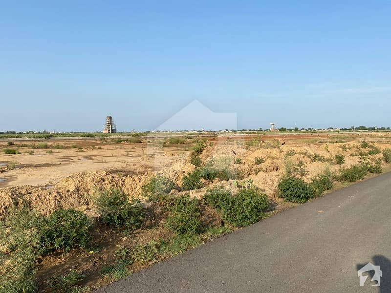 F Block 1 Kanal Good Location Plot For Sale In Dha Phase 9 Prism Lahore