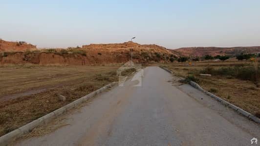 5 Marla Corner Plot Is Available For Sale In Bahria Garden City Zone 5a