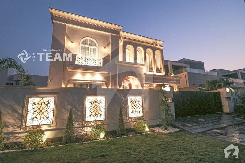 ڈی ایچ اے فیز 6 - بلاک این فیز 6 ڈیفنس (ڈی ایچ اے) لاہور میں 5 کمروں کا 1 کنال مکان 7.25 کروڑ میں برائے فروخت۔