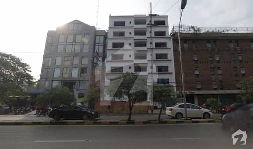 Fully Furnished Luxury Apartment For Sale In R. B Heights At Main Davis Road Lahore