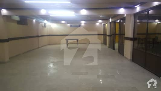 600 Sq Yards Well Maintained Bungalow For Silent Commercial Use Only Ready To Move Condition Near Shaheed E Millat And Ameer Khusro Road