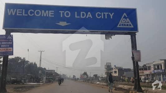 1 Kanal Residential Plot For Sale Lda City C Block