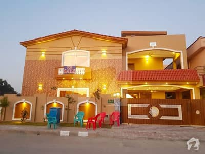 17 Marla Designer House For Sale In Bahria Town Rawalpindi Phase 3