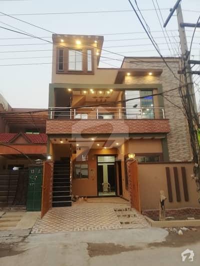 5 Marla Furnished Brand New Corner House For Sale