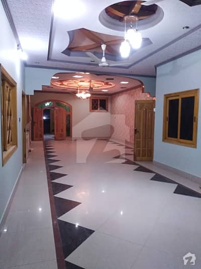 Huge Size Beautiful 4 Room House For Rent Latifabad Unit No 6