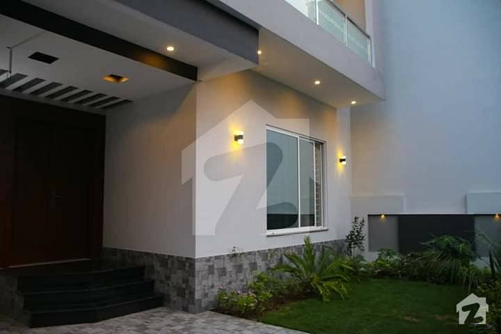 10 Marla Brand New Executive House In Eden Garden For Sale Having 5 Beds 2 Livings Very Outclass Map Map Material N Every Thing
