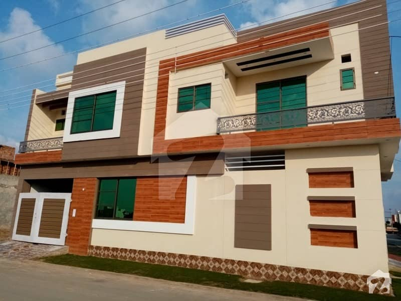 5 Marla Spacious House Available In Jeewan City Housing Scheme For Sale