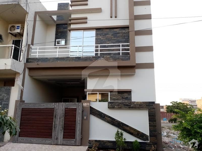 Jeewan City Housing Scheme House Sized 4 Marla For Sale