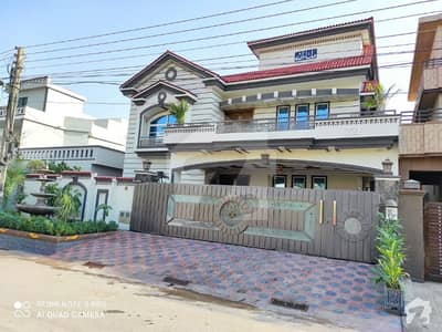 Double Storey House For Sale In F Block Soan Garden Islamabad