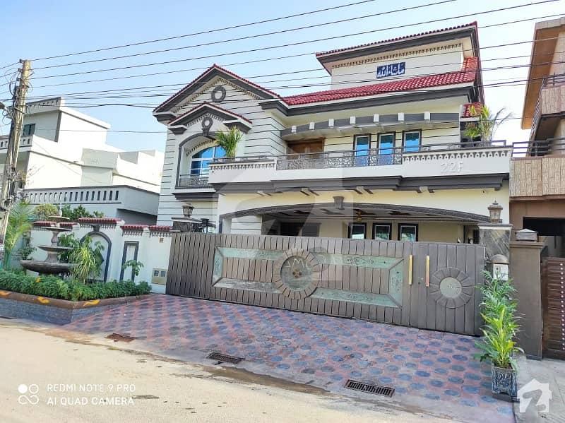 Double Storey House For Sale In F Block Soan Garden Islamabad