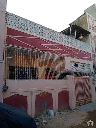 Double Storey 120 Sq Yards House For Sale In North Karachi