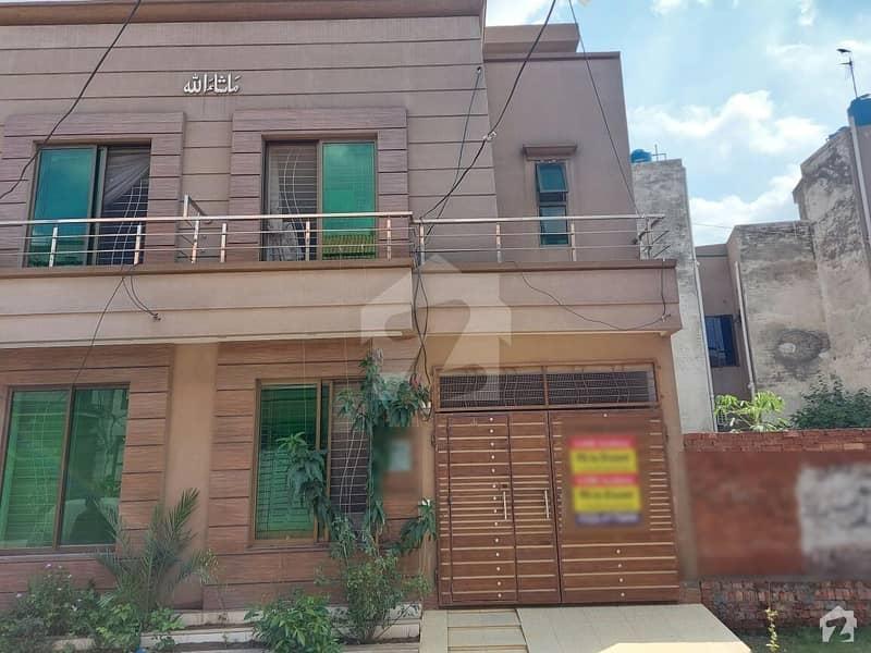 3.5 Marla House For Sale In Beautiful Lalazaar Garden