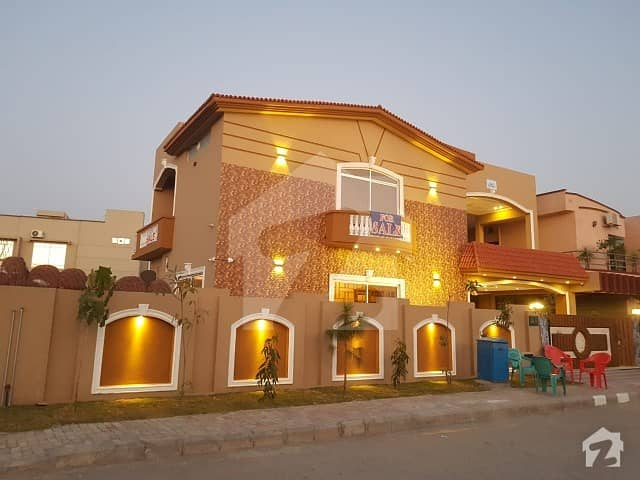 3900  Square Feet House For Sale In Beautiful Bahria Town Rawalpindi