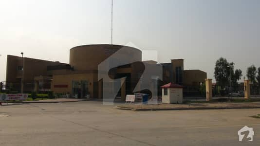 10 Marla Plot No 130 For Sale In Bahria Town Lahore Overseas B All Dues Clear