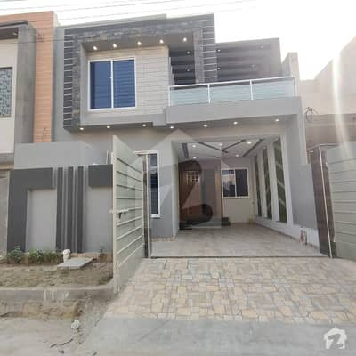 5 Marla Brand New Beautiful House with Solid Construction at Good Location