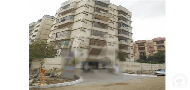 650  Square Feet Flat In Shah Faisal Town For Sale At Good Location