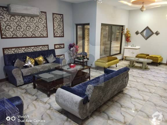12 Marla Fully Furnished House For Sale