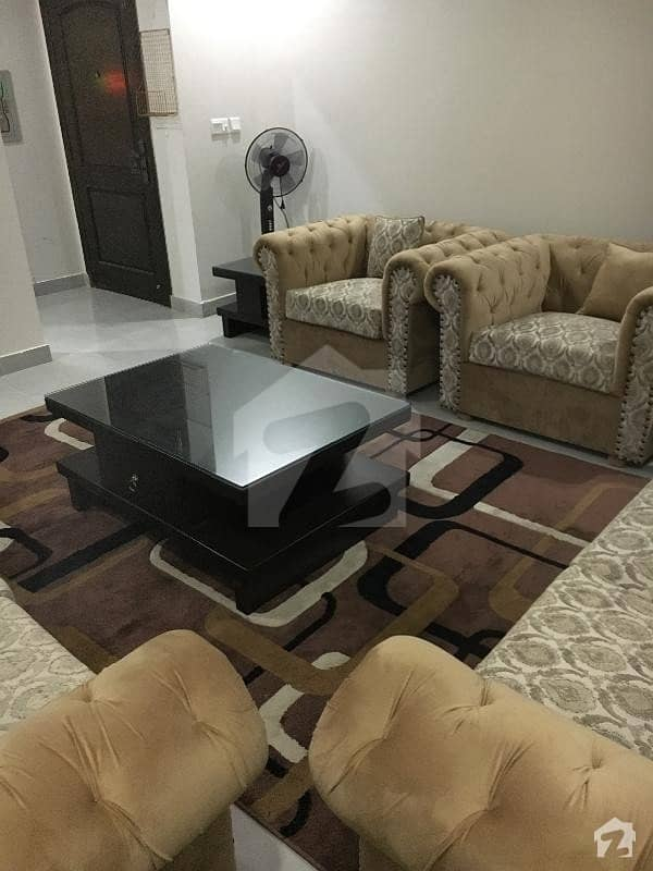 Brand New Outclass 2 Beds Fully Furnished Apartment