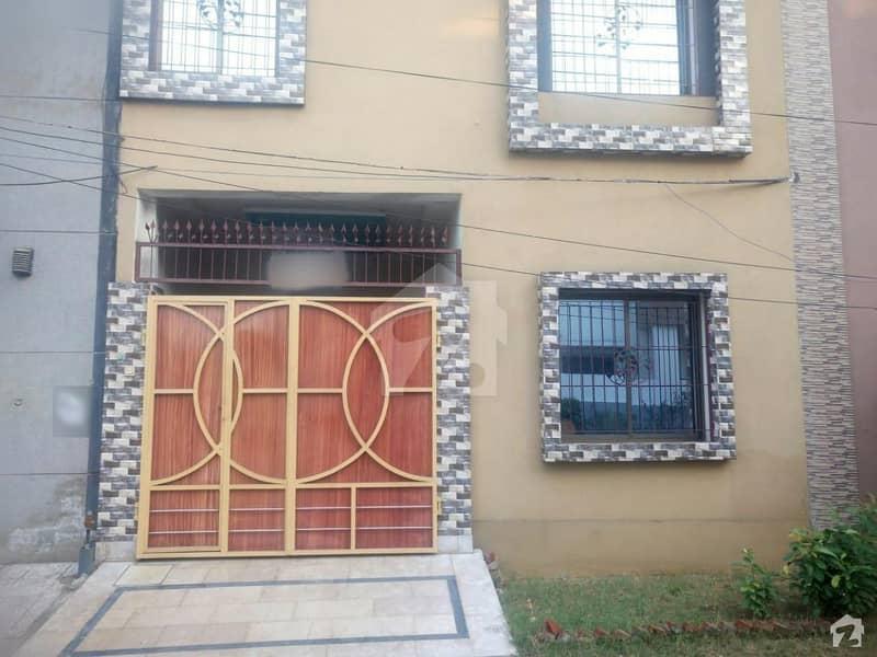 الاحمد گارڈن ہاوسنگ سکیم جی ٹی روڈ لاہور میں 3 کمروں کا 4 مرلہ مکان 70 لاکھ میں برائے فروخت۔