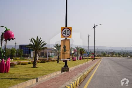 Plot For Sale Sector H  Extreme Height Loaction In Reasonable Price Bahria Enclave Islamabad