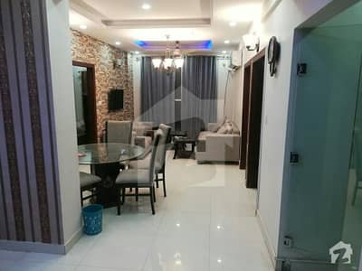 Margalla Hills Fully Furnished 2 Bed Room Apartment For Rent