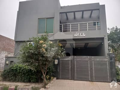 5 Marla Fully Furnished Corner House For Sale