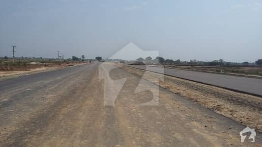 75 Feet Road 1 Kanal Residential Plot For Sale At Lda City Phase 1 Block E  At Prime Location