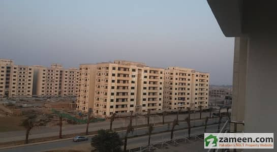 Front View  Flat 12 Marla 4 Bedrooms For Rent In Sector B Askari 11