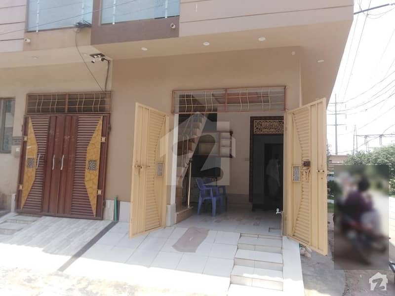 Buy A Centrally Located 2.5 Marla House In Lalazaar Garden